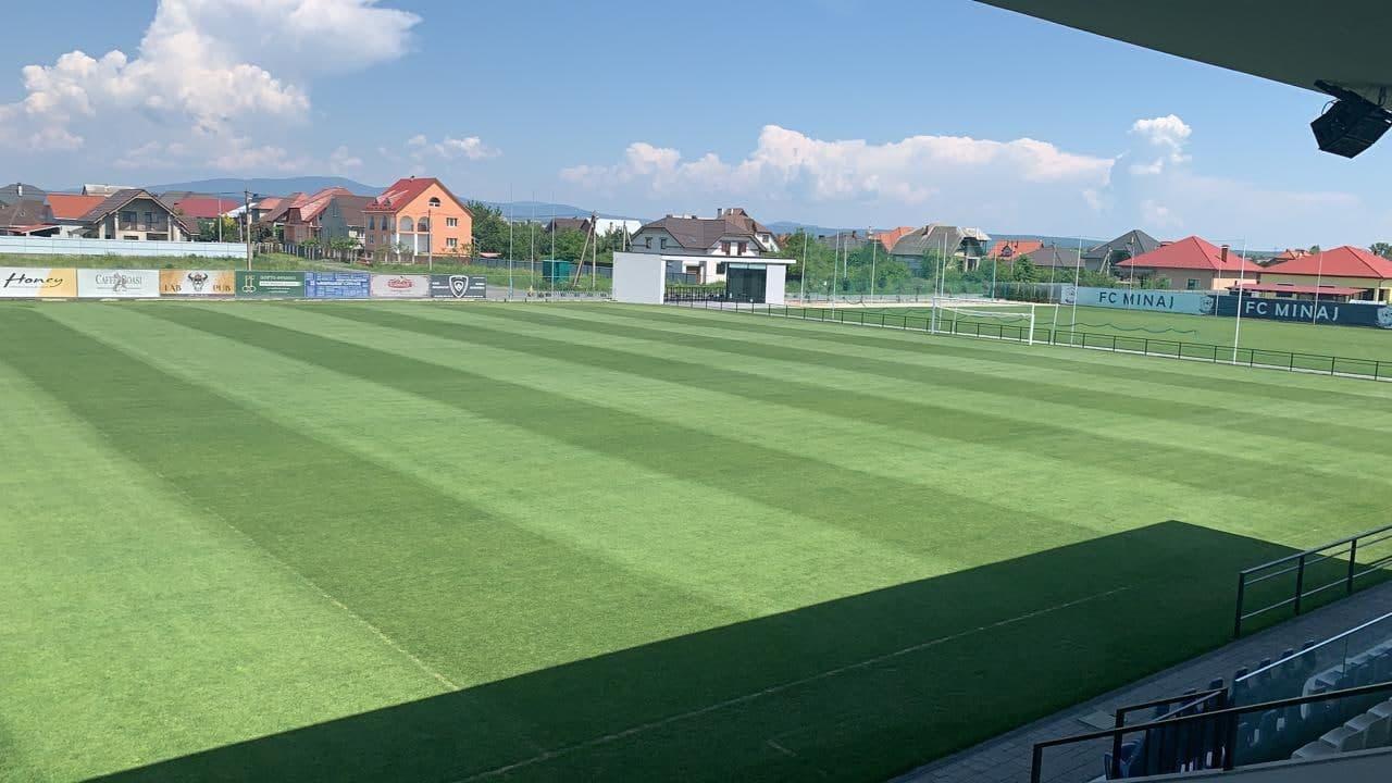 Стадіон ФК